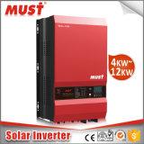 저주파 48V 12kw 10kw 8kw 6kw 태양 변환장치