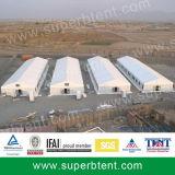 De Tent van het pakhuis door Buitengewone Tent wordt gemaakt die