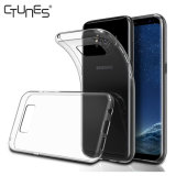 """para la cubierta de la galaxia S8 de Samsung, caso claro suave resistente de la cubierta transparente del rasguño anti del resbalón para la galaxia S8 5.8 de Samsung """""""