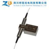 1550nm interruptor óptico micromecánico de fibra del relais del solo modo 1X1