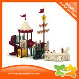 Playground tubo galvanizado fabricante de juegos de plástico para la venta