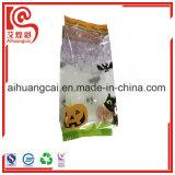 La bolsa de plástico posterior del acondicionamiento de los alimentos del sello