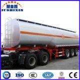 Tanker, de StandaardAanhangwagen van de Tank van de Brandstof, De Aanhangwagen van de Olietanker