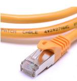 50u RJ45 8p8cのコネクターが付いているCAT6 UTP/FTP/STPパッチケーブル