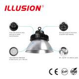 130lm/w Meanwell highbay conductor/luz de lámpara con SMD3030 100W