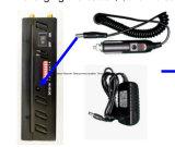 Brouilleur portatif de signal de téléphone cellulaire pour 2g/3G le portable, Lojack, portable à télécommande et tenu dans la main de 8 bandes, WiFi, GPS, brouilleurs à télécommande