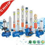 Chimpanzé Série SD haute pression à plusieurs degrés de puits profond de la pompe à eau électrique submersible