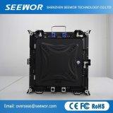 Armoire compacte P5mm HD fixe intérieure Affichage LED avec module 160*160 mm