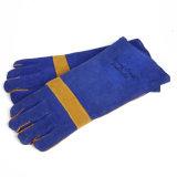 """16"""" Стиль для изготовителей оборудования безопасности промышленных сварочных работ кожаные перчатки"""