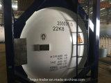 20FT T50 30tons Chlor-Gas-Becken-Behälter mit BV, ASME Csc Bescheinigungen
