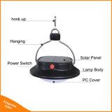 Indicatore luminoso Emergency di campeggio alimentato solare bianco solare portatile della tenda della lanterna di modi 60 LED delle lanterne 5