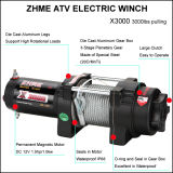treuil électrique de reprise de 12V 3000lbs pour ATV/UTV