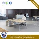Tabella di legno dell'ufficio di L-Figura delle forniture di ufficio della melammina (HX-NJ5112)