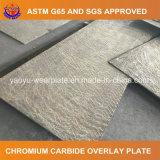Carboneto do cromo que afronta a placa do desgaste para a planta de aço