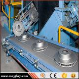 Streifen-Granaliengebläse-Maschine, Modell: Mtr-1535p11-8