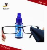 50ml OEMのためのプラスチックびんの接眼レンズの洗剤