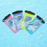 1PC de universele Waterdichte het Duiken Dekking van de Gevallen van de Telefoon van de Zak van Zakken Onderwater Mobiele