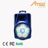 """Trolley orador profesional Tema Fútbol 12"""" plástico DJ Gabinete Altavoz Activo Al1232 Temeisheng Kvg"""
