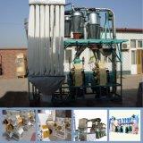 Petite échelle et rectifieuse moyenne de farine de blé de capacité (10t)