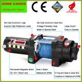 treuil électrique de la traction ATV/UTV de 12V 4000lbs avec le guide-câble en aluminium