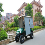 Автомобиль гольфа 4 Seaters высокий поднятый электрический с аттестацией Ce