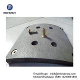 Non-Asbestos 4515 Veículo Fabricantes de guarnições de travão
