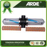 3 Manuel de l'Irrigation de l'écran Filtre Double grand style, Boday transparent