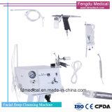 La Cáscara de chorro de oxígeno portátiles de agua de la máquina PARA REJUVENECIMIENTO FACIAL PIEL