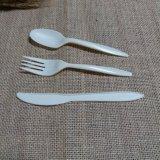 Couverts matériels Eco de jeux de la vaisselle quatre de fécule de maïs biodégradable amical