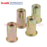DIN124鋼鉄円形ヘッドは10から36のmmをリベットで留める