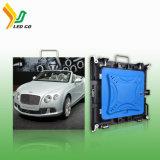 L'Afficheur LED polychrome d'intérieur superbe de HD le Module en aluminium de moulage mécanique sous pression (P1.67, P1.92, P2.5)