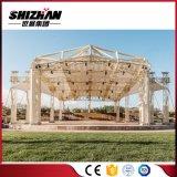 Sistema de aluminio de la azotea del braguero del acontecimiento al aire libre resistente