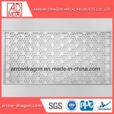 Алюминиевые панели экрана для помещений с делителя