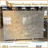 Laje e telhas de mármore Polished grandes cinzentas de Vermont, para possuir a pedreira Greymarble, mármore cinzento do Bookmatch (YY-MS197)