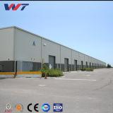 Grande espaço de armazém da estrutura de aço Span ou Workshop em SGS Standard