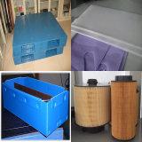 물결 모양 플라스틱 상자 초음파 플라스틱 용접 기계