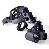 ヘルメットの夜間視界装置の警察装置