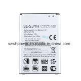 Bl - batería de repuesto del Li-ion del reemplazo de 53yh 3000mAh para el LG