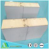 ウレタンフォームサンドイッチパネルまたはポリウレタンサンドイッチ屋根のパネルからの低温貯蔵のための絶縁されたパネル