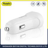 Aprobado ce RoHS 2.1A 2 puertos USB Cargador de coche para teléfono móvil