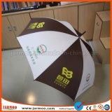 coutume ouverte de l'automobile 30inch marquée parapluie promotionnel de golf