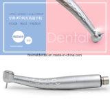 La turbine dentaire Handpiece de DEL avec du ce de coupleur rapide a reconnu