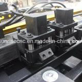 Lochende Hochgeschwindigkeitsmaschine für Verbindung und Anschlussplatten