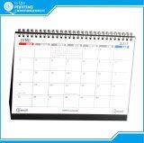 販売法のための2018年の卓上カレンダーの印刷