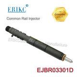 Erikc Ejbr03301dデルファイの共通の柵オイルの単位の注入器ボディおよびEjb R03301dのディーゼル燃料エンジンの完全な注入器はEjbr0 3301dをアセンブルする