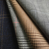 Цветастый оптовик ткани Houndstooth шерстей от Китая