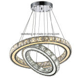 Het Licht van de Tegenhanger van de Kroonluchter van het kristal voor Restaurant