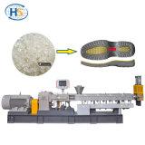 TPR/TPU/EVA 단화 물 반지 작은 알모양으로 하기에 있는 유일한 압출기 기계