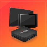 Vendita calda! Casella Android del PRO Amlogic S905 del Android 6.0 3D 4K IPTV di Mxq mini di PC Internet astuto TV del contenitore superiore stabilito