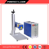 Máquina Pedb-400b da marcação do laser da fibra para o metal e o plástico 7000mm/S
